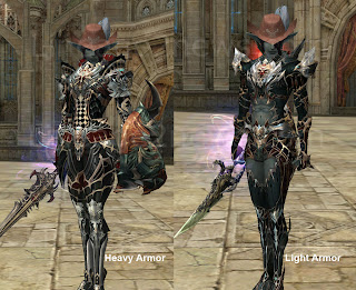 R99 bloody heavy-light dark elf L2