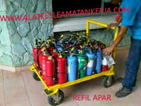 refil apar pemadam kebakaran