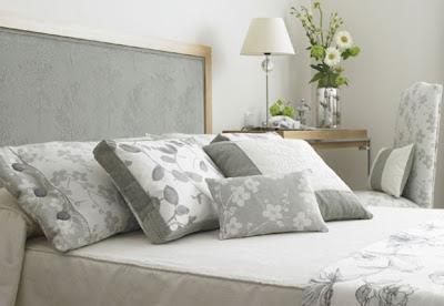 Dormitorios mas atractivos cojines con dise os llamativos - Cojines para dormitorios ...