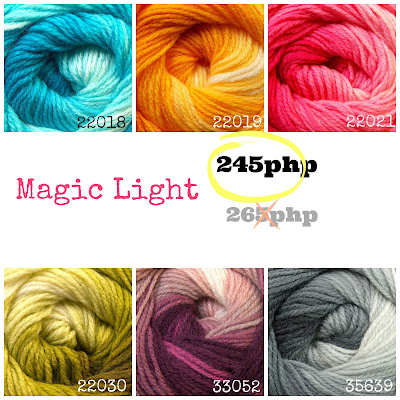 Ice Yarn Magic Light