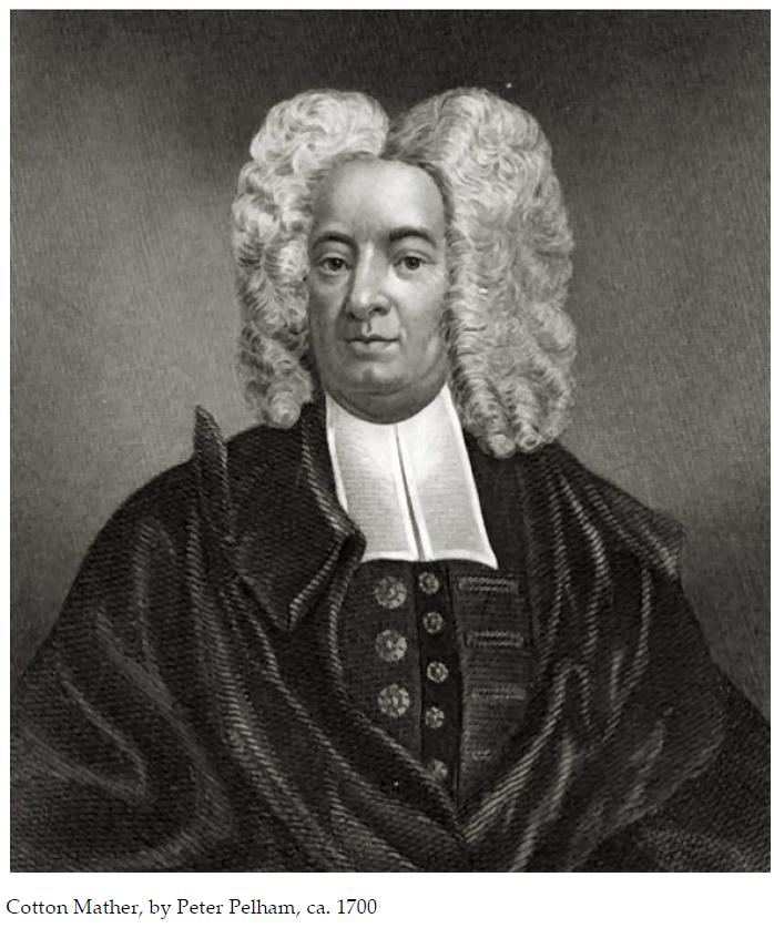 increase mather an essay for the recording of illustrious providences The events that cotton mather described in wonders of the invisible world were  the  an essay for the recording of illustrious providences was at once a.