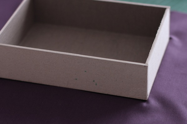 Ro Guaraz · caja de recetas · 12 · pegar tela
