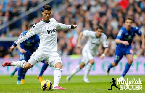 Video Highlight : Real Madrid 4-0 Getafe