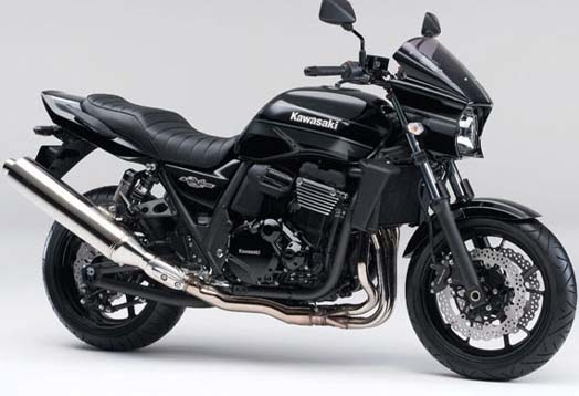 ZRX1200 DAEG Black Limited