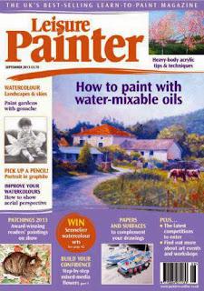 Leisure Painter Magazine September 2013