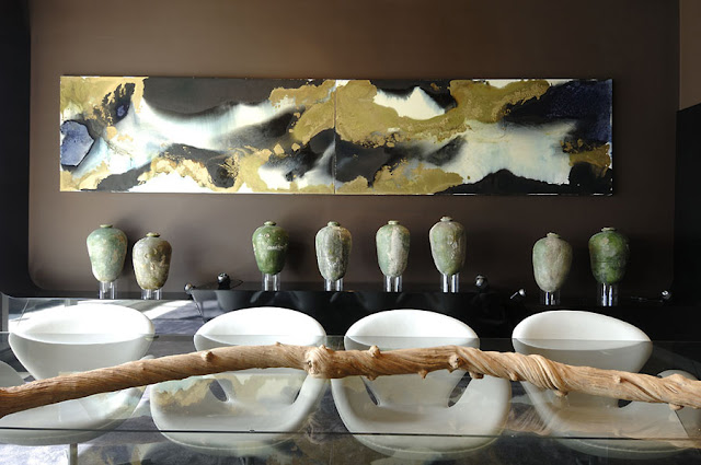 Dining Room ArtWorks Photo