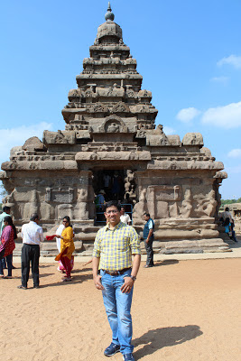 Mahabalipuram Shore Temple