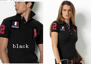 Ralph Lauren couple