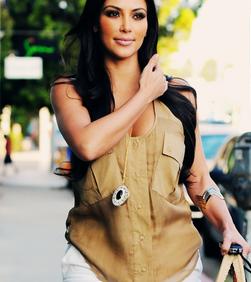 Kim Kardashian ☮
