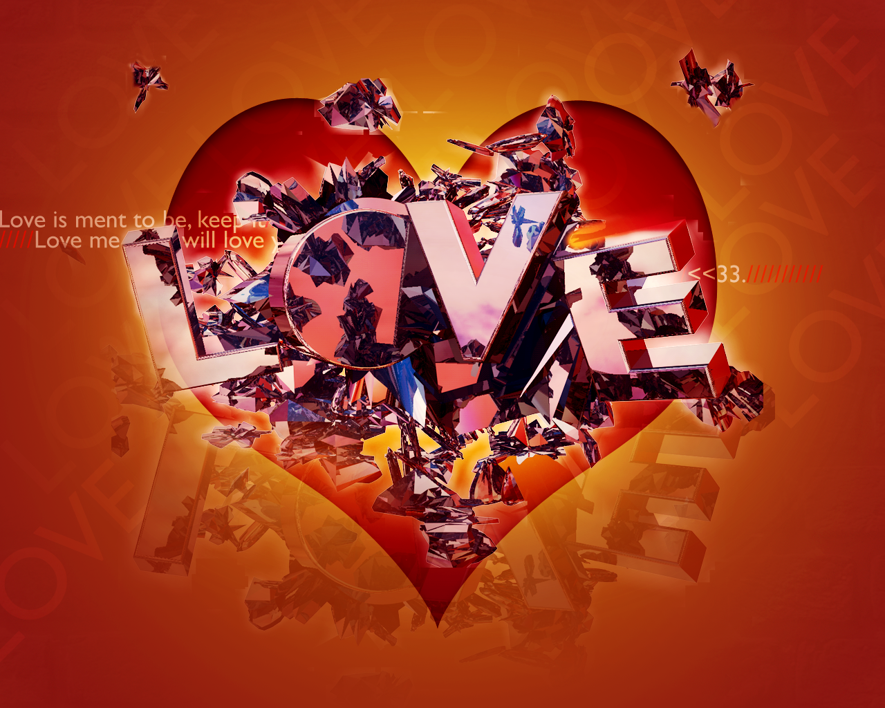 New English Love Wallpaper : Amazing Wallpapers: New love photos wallpaper, new love wallpaper