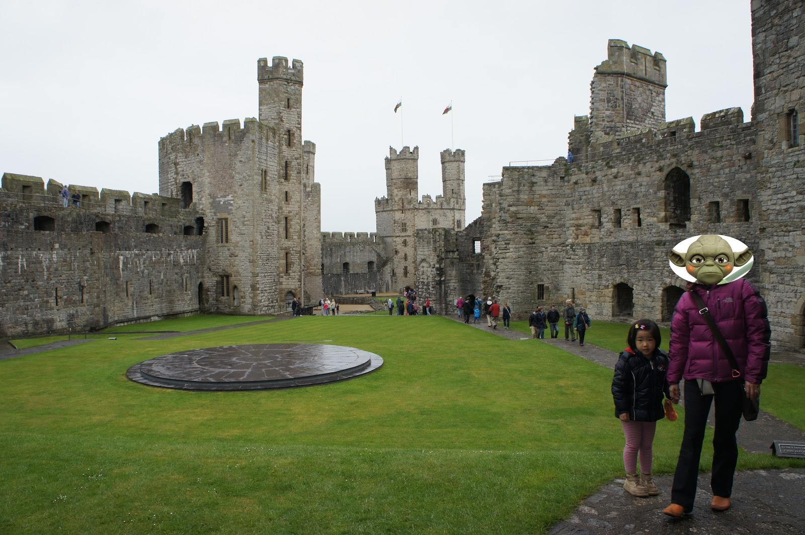 カーナーヴォン城の画像 p1_33