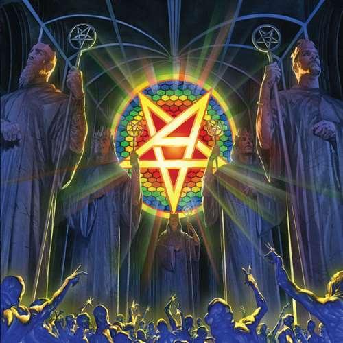 "ANTHRAX: Το εξώφυλλο του ""For All Kings"""