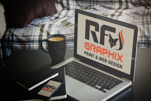 Ryan Fox Graphix - Small Business Web Design
