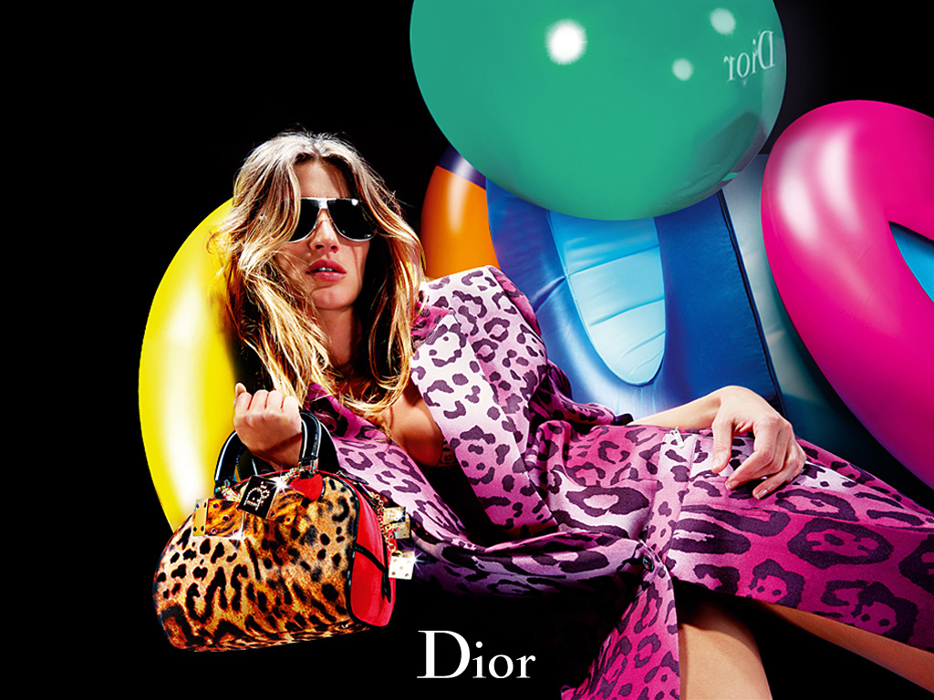 Christian dior leopard fashion style unplugged