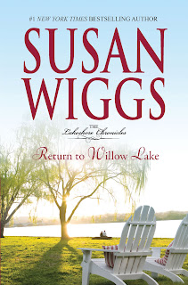 book review+author interview: The Return to Willow Lake by Susan Wiggs