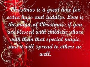 Christmas Quotes and Poems