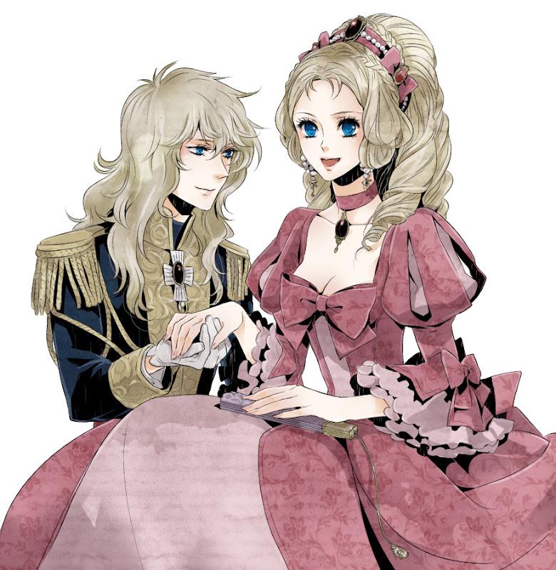 The Rose Of Versailles Episode 40: Yuri No Boke 百合のボケ 〜百合が好きだ〜: HELL YEAH ROSE OF VERSAILLES