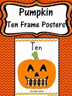 free ten frame poster