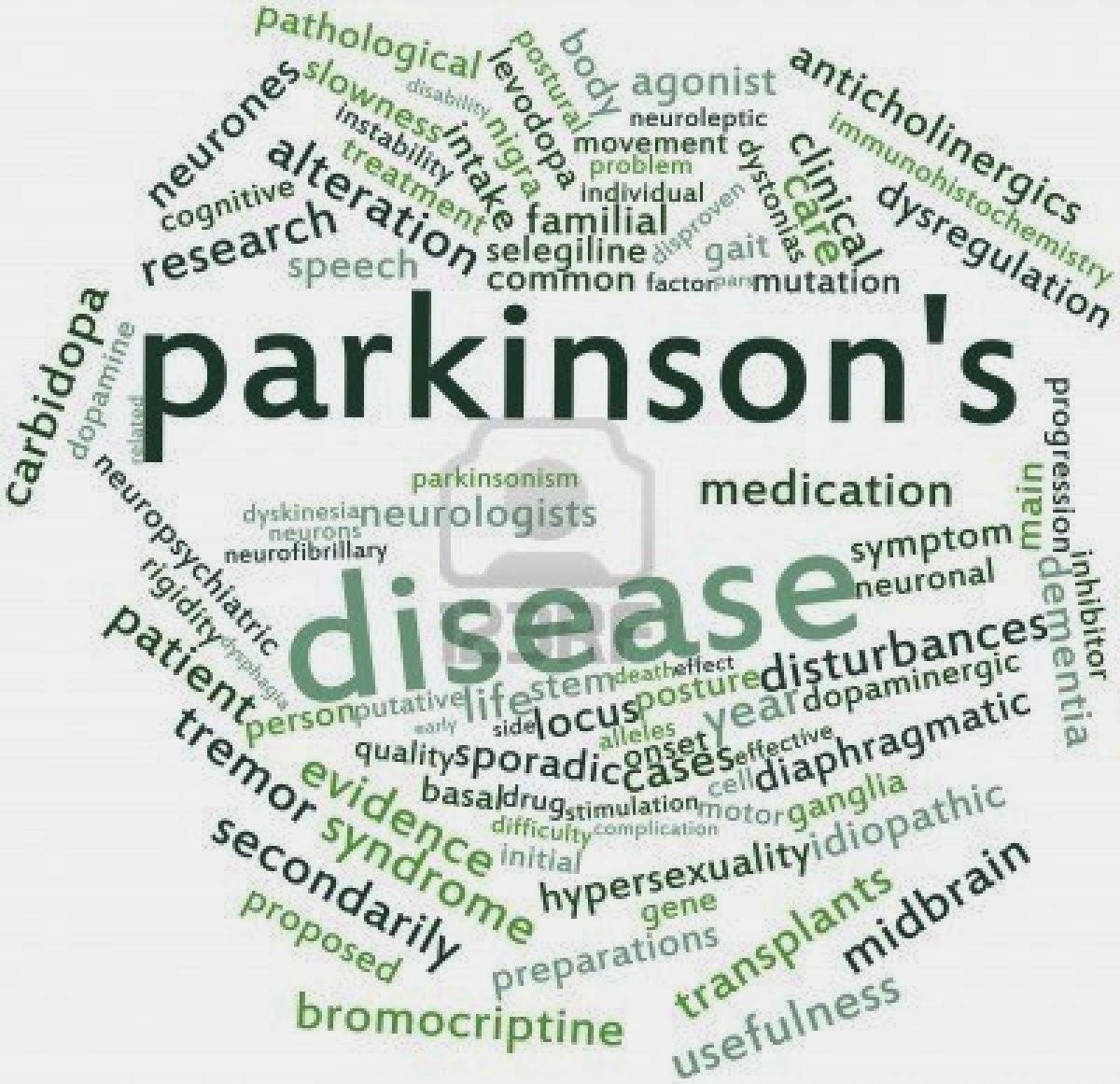 Parkinson: Parkinson's Disease Causes, Symptoms, Diagnosis, Treatment