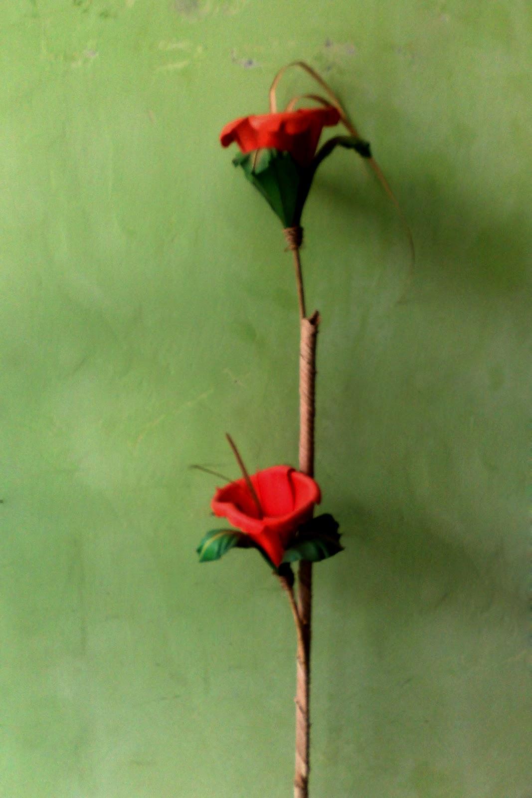 gambar rangkaian bunga gambar buah buahan dari gips gambar makrame