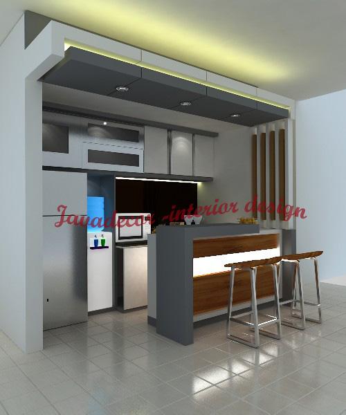Custom Project Kitchen Set Untuk Ruang Yang Minim Dengan