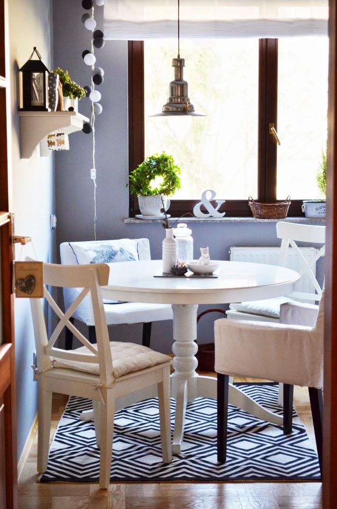kuchnia black & white, biała kuchnia, dekoracje do kuchni