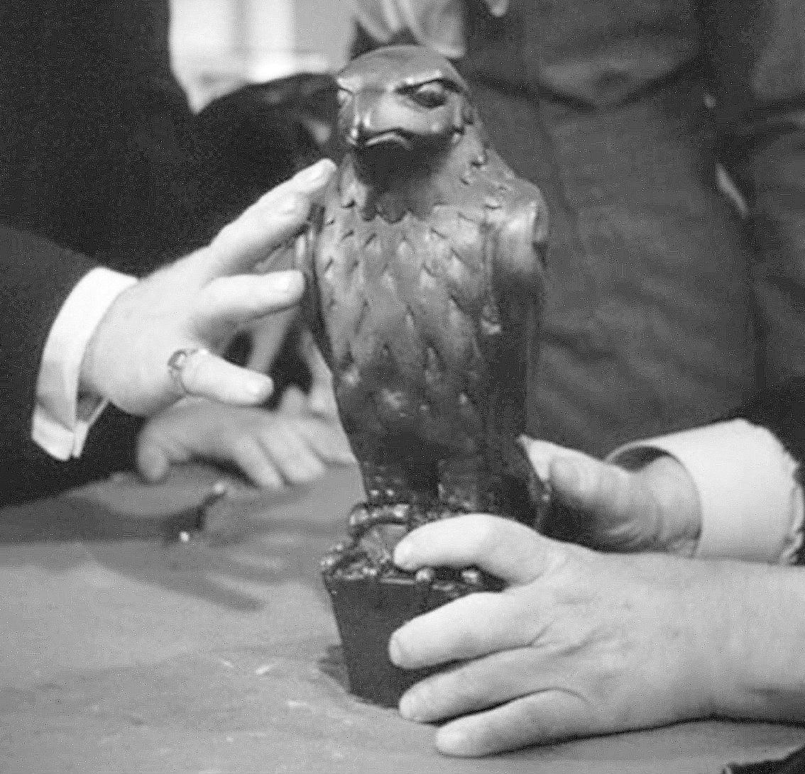 the maltese falcon essays