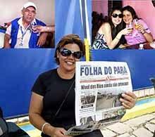COLUNA SOCIAL DO FOLHA DO PARÁ - DE 2012 - MAIS DE 120 MIL JÁ ACESSARAM - VEJA FOTOS INÉDITAS