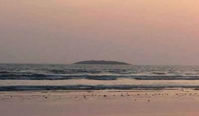 nueva isla despues del terremoto en pakistan 24 setiembre 2013