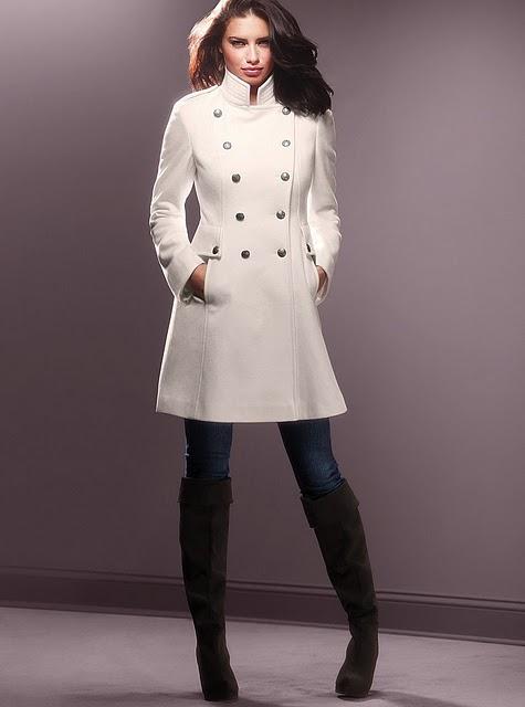 Adriana Lima for Victoria's Secret October 2011
