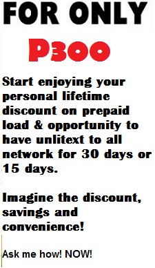 Your Personal Lifetime On Discount!