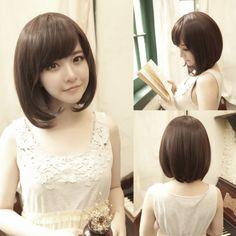Fasion Model Rambut Pendek Wanita Terbaru - Gaya rambut pendek depan