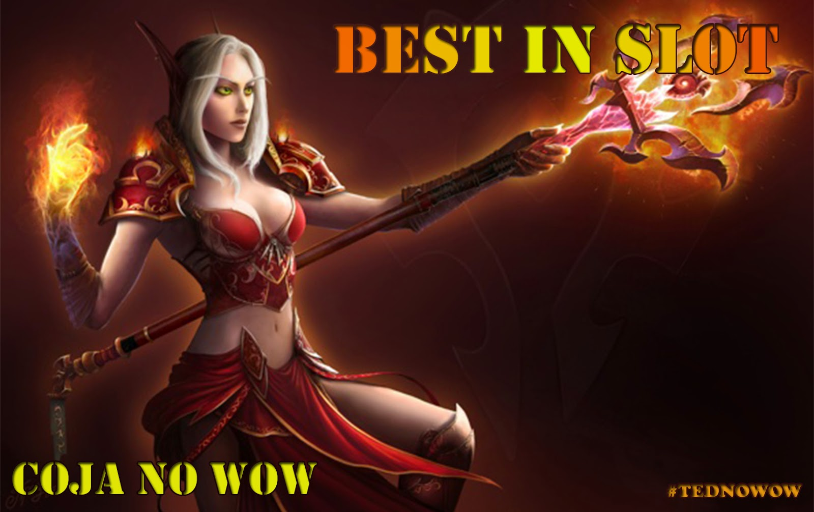 world of warcraft - fire mage