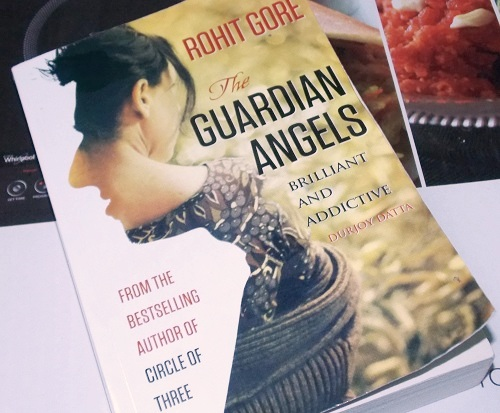Book Review The Guardian's Angel by Rohit Gore