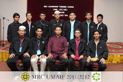 MRC UMAIF line-up