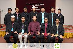 MRC UMAIF line-up