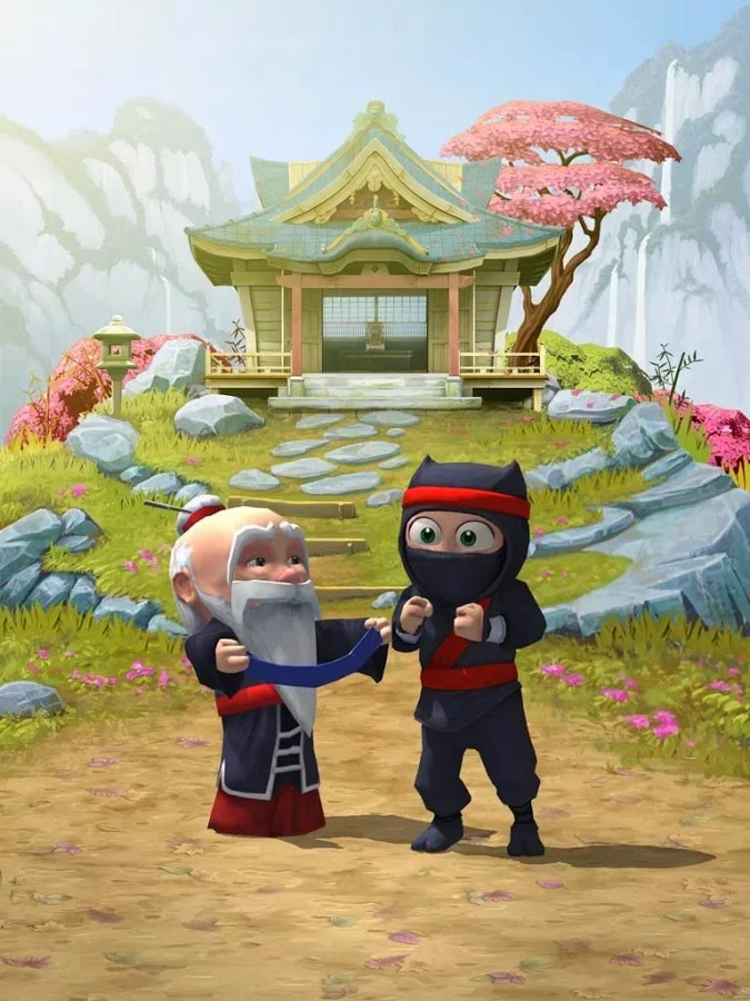 Clumsy Ninja v1.6.2 Mod [Unlimited Coins/Gems]