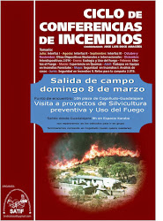 Conferencias Incendios