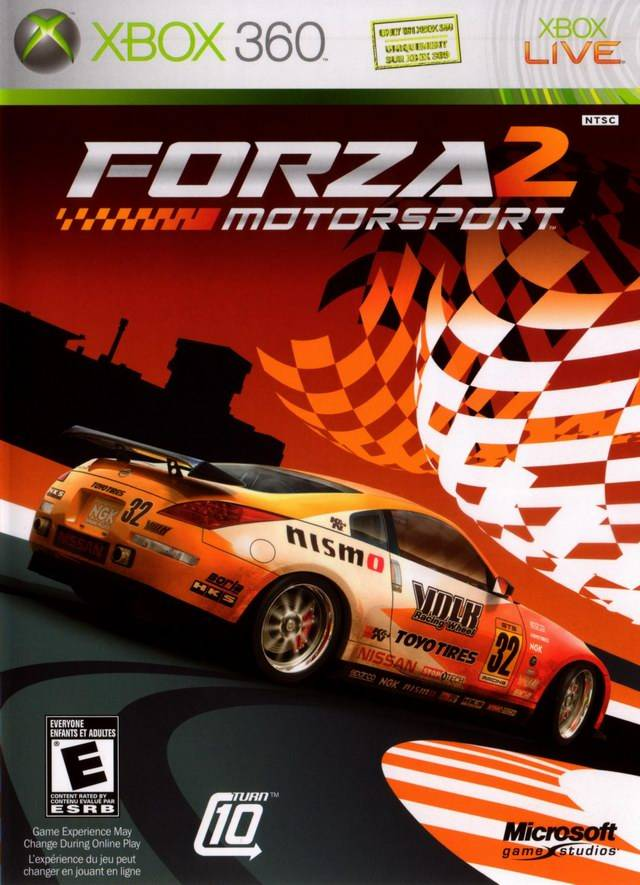 Neko Random Forza Motorsport 2 Xbox 360 Review