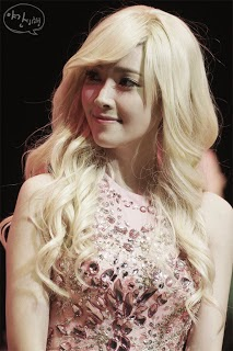 Blonde style, Model Rambut Korea