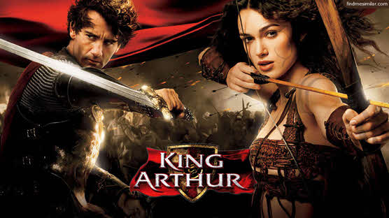 King Arthur (2004) a movies like Braveheart