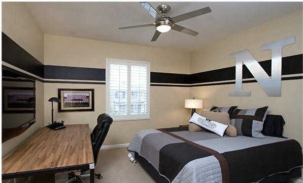 Modern Bedroom Design Ideas for Teenage Boys