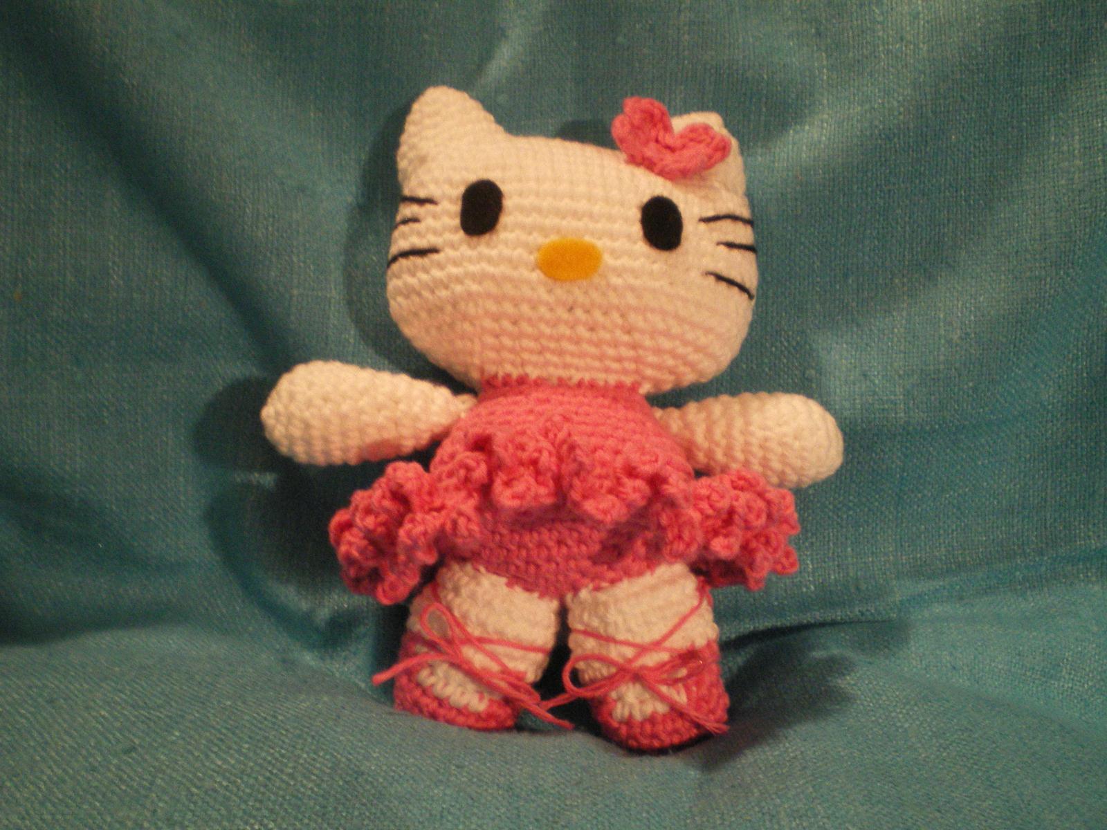 Kitty Mariquita Amigurumi : Pin Hello-kitty-mariquita-lanas-y-ovillos on Pinterest