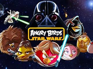 Game Angry Bird Terbaru Star Wars