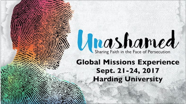 UNASHAMED: Sharing Faith in the Face of Persecution