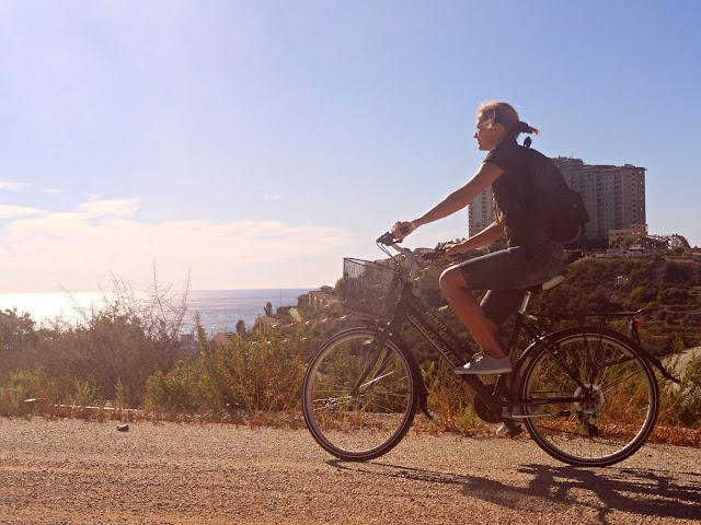 Алания велосипед