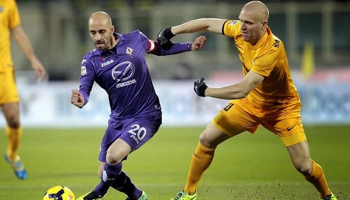 Fiorentina vs Hellas Verona en vivo