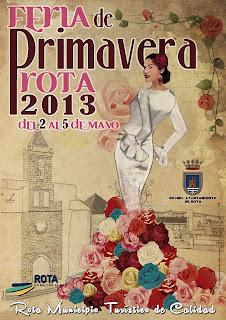 Feria de Primavera Rota 2013 - Auxiliadora Pérez Pacheco