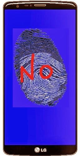 LG G3 will not feature a fingerprint scanner