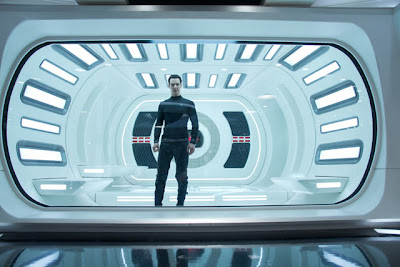 John Harrison was in a cage. (Photo: Paramount Pictures)